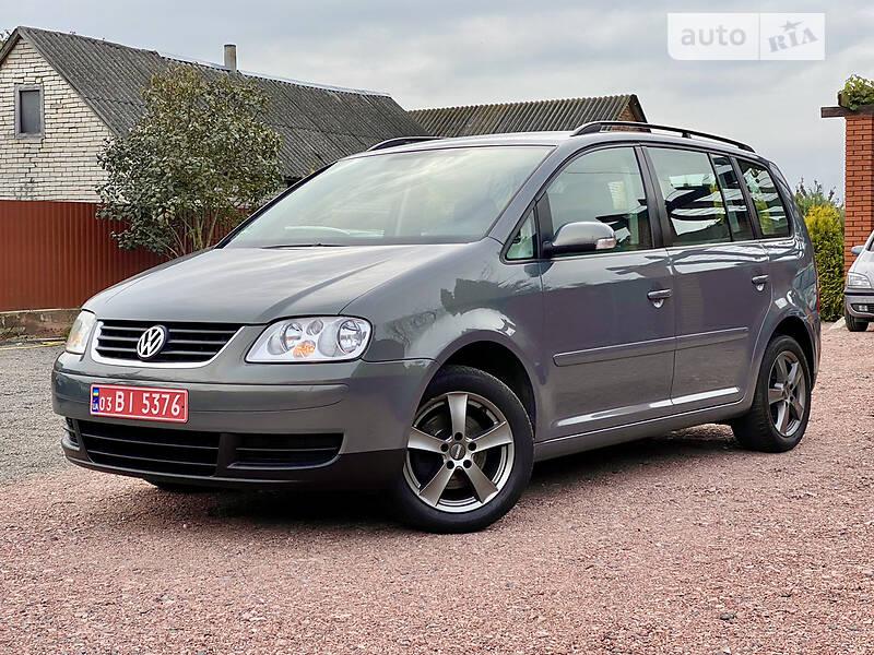 Volkswagen Touran TRENDLINE DEZENT