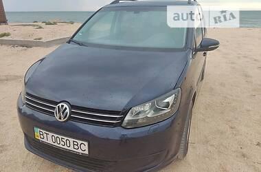 Минивэн Volkswagen Touran 2015 в Геническе