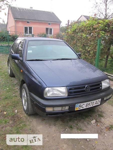 Volkswagen Vento 1994 в Львове