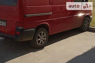Volkswagen Volksbus 2001 в Кам'янці-Бузькій