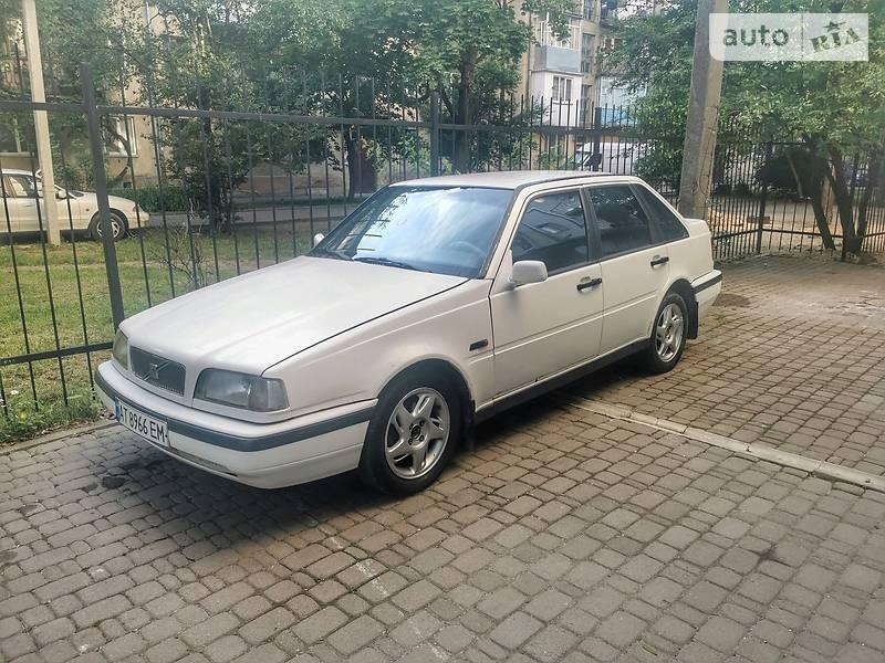 Хетчбек Volvo 440 1993 в Івано-Франківську