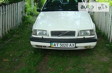 Volvo 460 1994 в Рівному