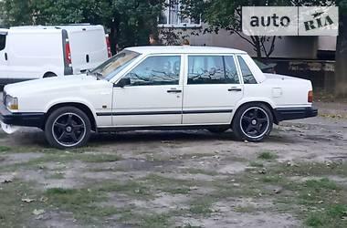 Volvo 740 1986 в Киеве