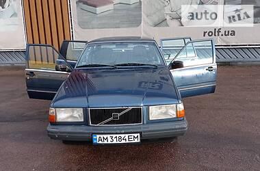 Седан Volvo 740 1989 в Житомире