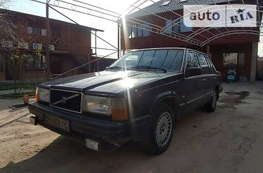 Volvo 760 1984 в Чорноморську
