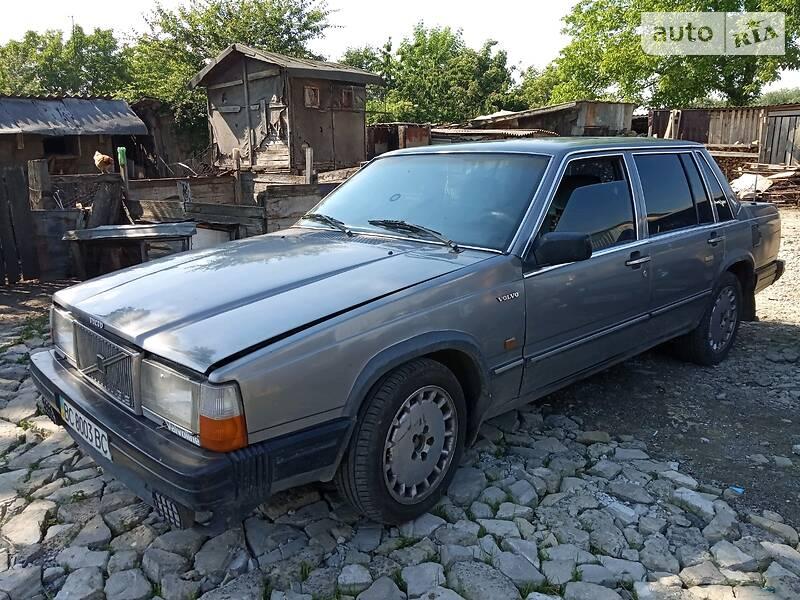 Volvo 760 1985 в Львове