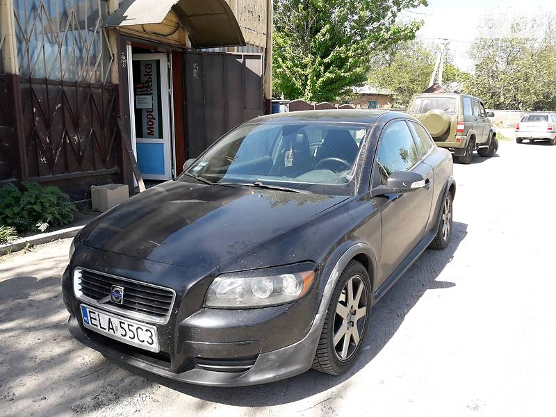 Volvo C30 2007 в Киеве