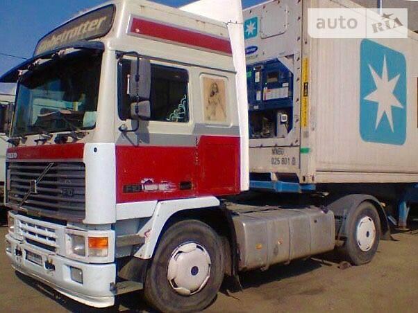 Volvo F10 1990 в Одессе