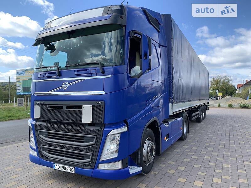 Volvo FH 13 euro 6 500