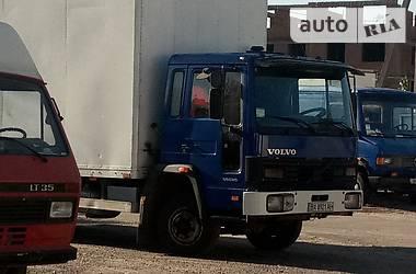 Volvo FL 6  1990