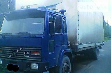 Volvo FL 6 1989 в Харькове