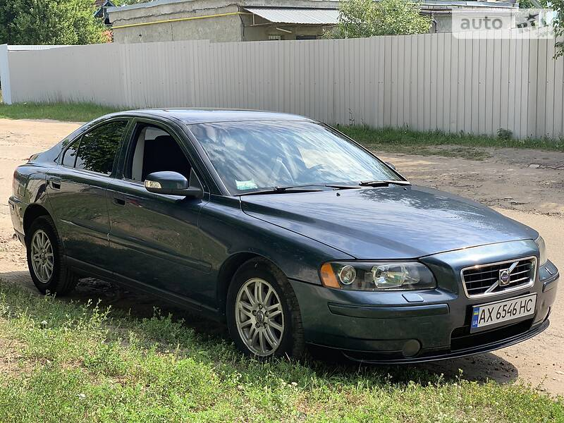 Volvo S60 2007 в Харькове