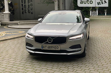 Седан Volvo S90 2017 в Івано-Франківську