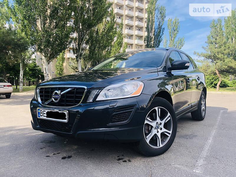 Внедорожник / Кроссовер Volvo XC60 2012 в Николаеве