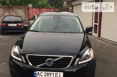 Внедорожник / Кроссовер Volvo XC60 2012 в Луцке