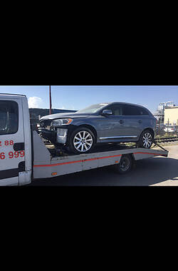 Внедорожник / Кроссовер Volvo XC60 2016 в Кропивницком