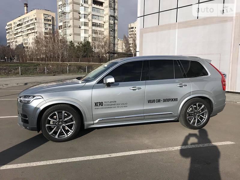 Volvo XC90 2018 в Запорожье