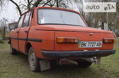 Wartburg 353 1986 в Ровно