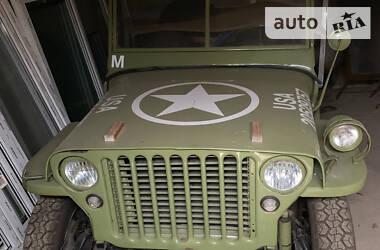 Willys M38 1900 в Днепре
