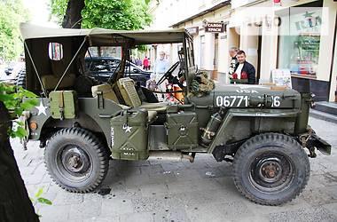Willys MB 1942 в Львове
