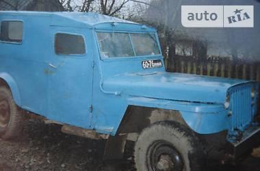 Willys MB 1939 в Рогатине