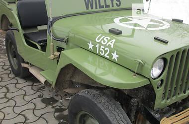 Willys MB 1943 в Косове
