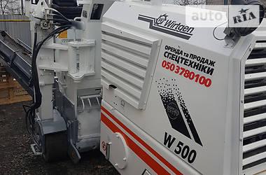 Wirtgen W 500 2003 в Луцьку