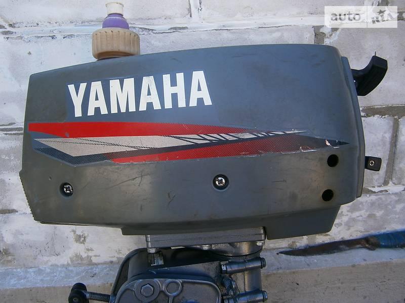 Yamaha 2CMH 2015 в Гребенке