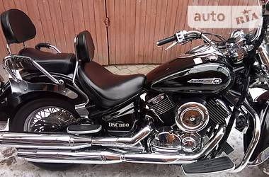 Yamaha Drag Star 2002