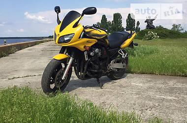 Мотоцикл Спорт-туризм Yamaha FZ6 Fazer 2002 в Каневе