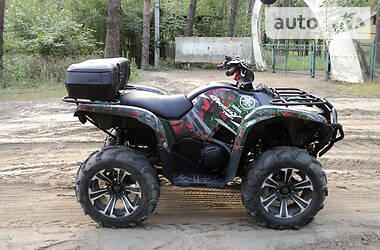 Yamaha Grizzly 700 FI 2011 в Сумах