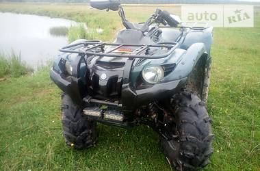 Yamaha Grizzly 2009 в Ровно