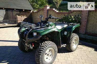 Yamaha Grizzly 2008 в Ворохте