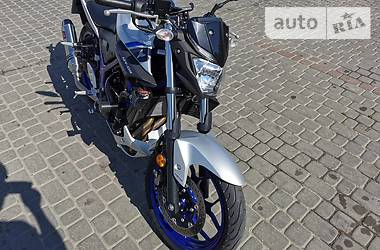 Yamaha MT-03 2017 в Мостиске