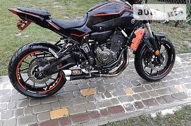 Yamaha MT-07 2017 в Коломые