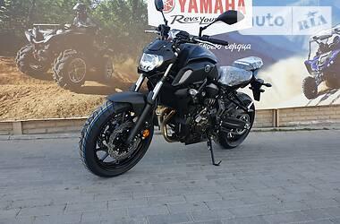 Yamaha MT-07 2020 в Харькове