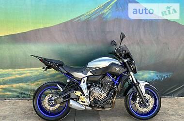 Yamaha MT-07 2015 в Одессе