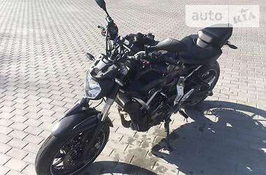 Мотоцикл Без обтекателей (Naked bike) Yamaha MT-07 2015 в Киеве
