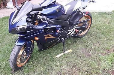 Yamaha R1 2008 в Теребовле
