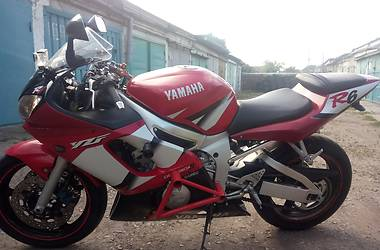 Yamaha R6 2002 в Ивано-Франковске
