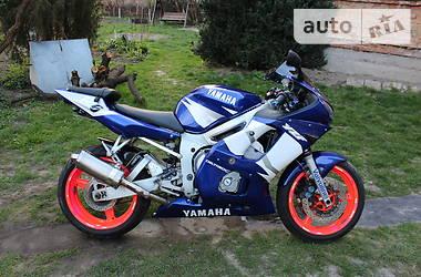 Yamaha R6 1999 в Львові
