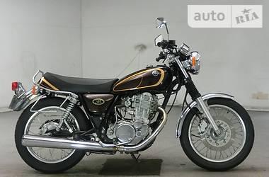 Yamaha SR 400 2010