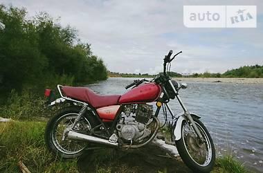 Yamaha SR 1997 в Долине