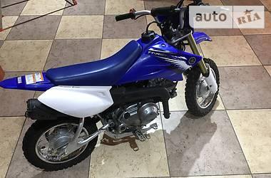 Yamaha TT-R  2012