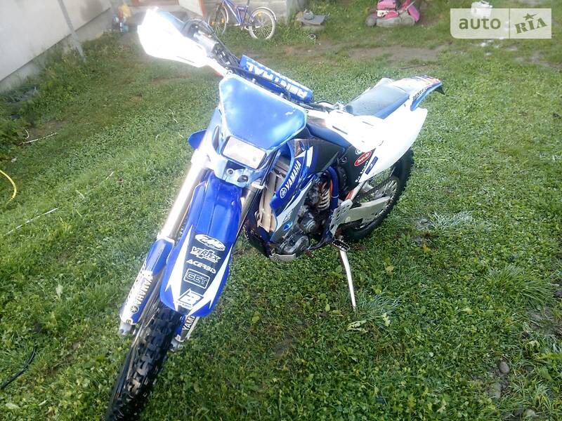 Yamaha WR 450F 2006 в Коломые