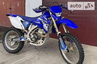 Yamaha WR 450F 2011 в Червонограді