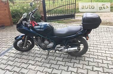 Yamaha XJ 600 Diversion 1995 в Миколаєві