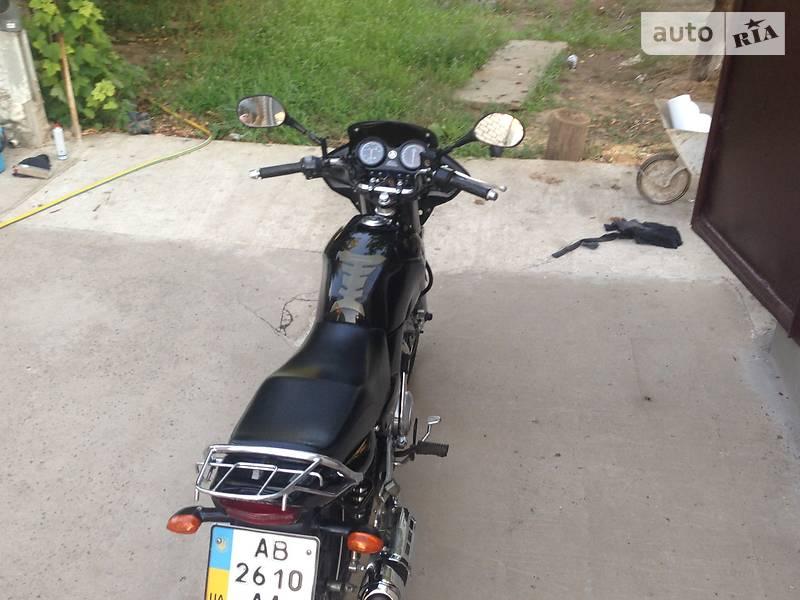 Yamaha YBR 125 2012 в Херсоне