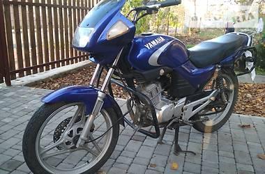 Yamaha YBR 125 2008 в Стрые