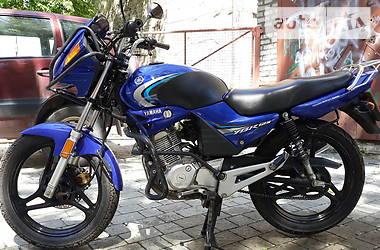 Мотоцикл Классик Yamaha YBR 125 2009 в Львове